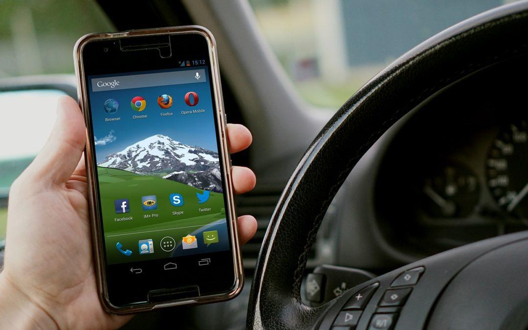 Porque es aconsejable apagar el móvil en las gasolineras?