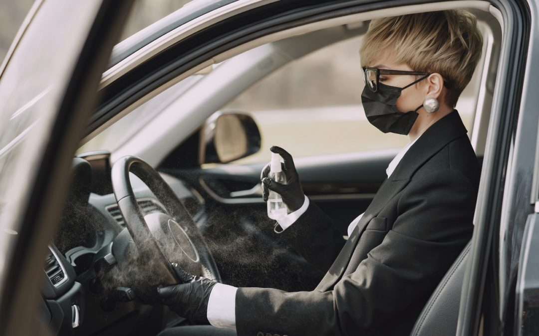 7 consells per a netejar l'interior del cotxe